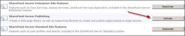 activate_sharepoint_2010_server_publishing
