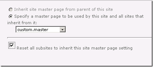 reset_all_subsites_to_inherite_this_master_page_settings_sharepoint_2010
