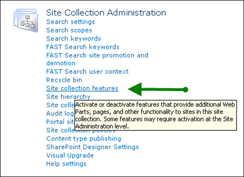 site_collection_features_sharepoint_2010