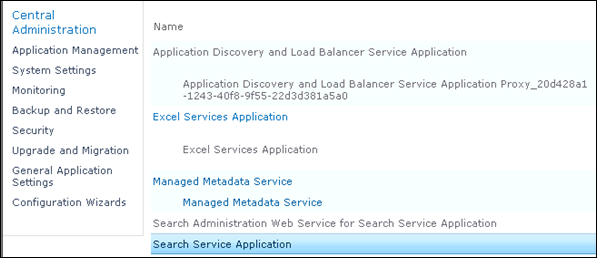 Enable People Search in SharePoint 2010 - Step 2