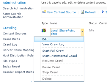 Enable People Search in SharePoint 2010 - Step 4