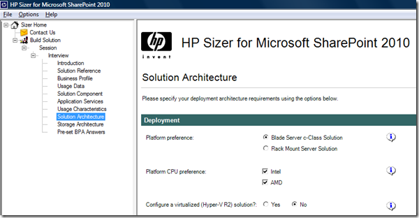 Building SharePoint 2010 Solution Architecture