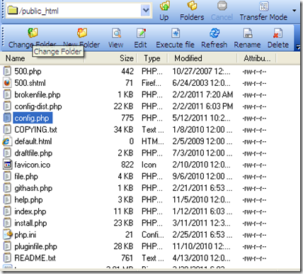 open-config-php