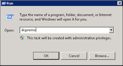 Ad installation in server 2008