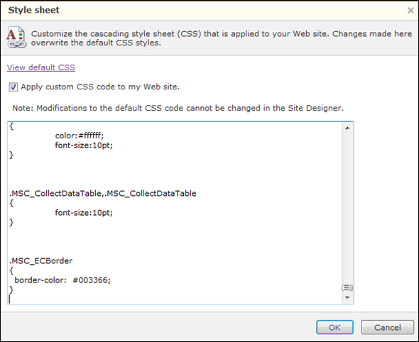 custom-css-code-to-sharepoint-online-site
