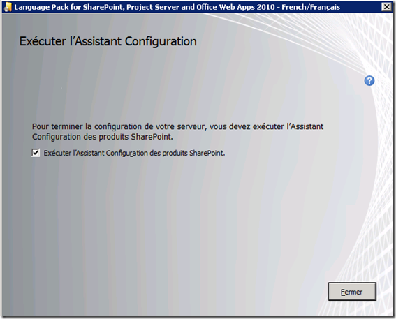 Installing-Language-Package-For-SharePoint-French-6