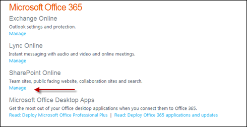 manage-sharepoint-online