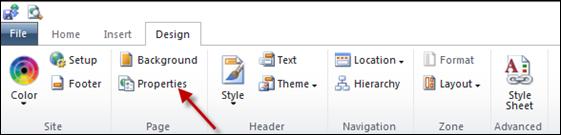 sharepoint-online-header-design-properties