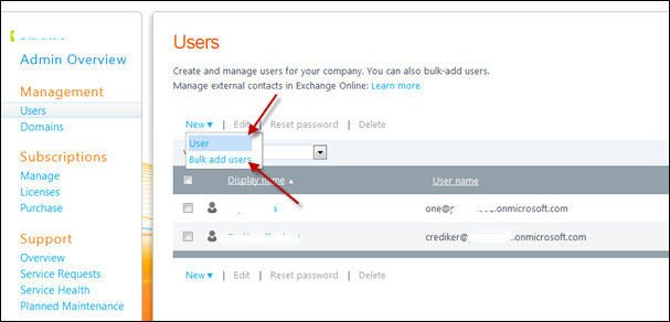 Adding Users to SharePoint Online
