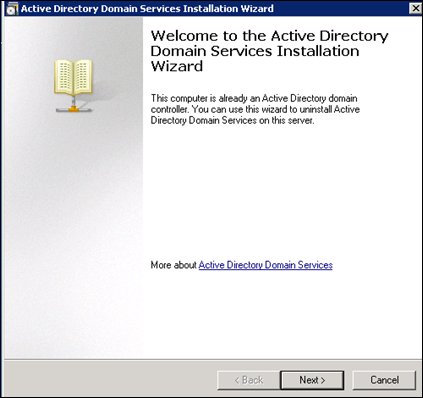 uninstalling-active-directory-from-windows-2008-server-step-2