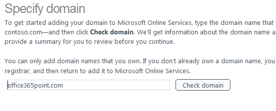 Custom Domain with Office 365/SharePoint Online using Go