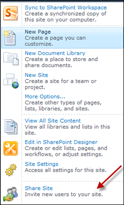 share_sharepoint_online_site