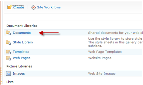 Adding documents to SharePoint Online Site