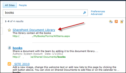 how to add keywords to sharepoint