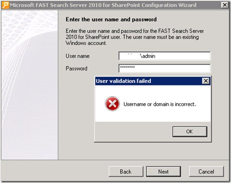 user_validation_failed_installing_fast_search