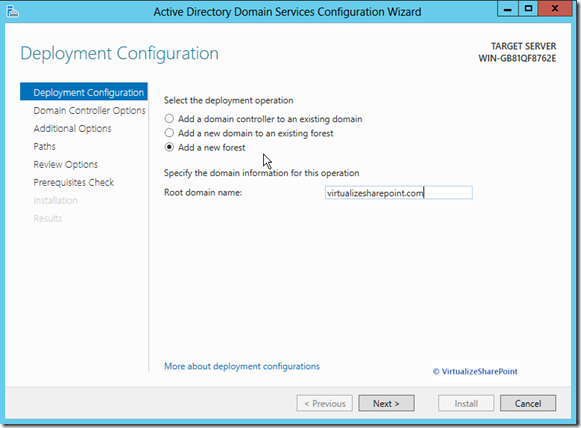 Active Directory 2012 Installation -add-a-new-forest-12