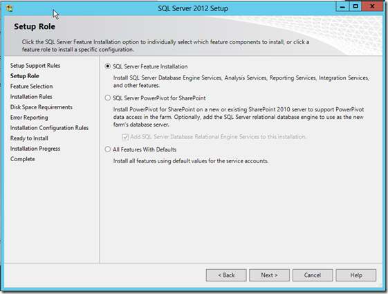 SQL-Server-Setup-2012-Feature-Installation