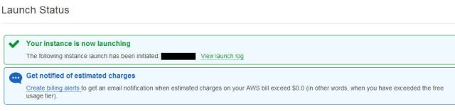 aws-launch-status