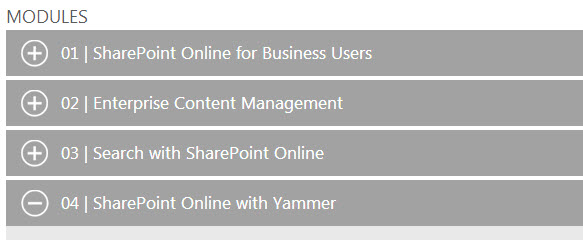 Free SharePoint Training
