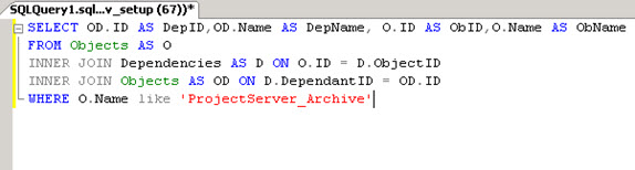 remove-project-database