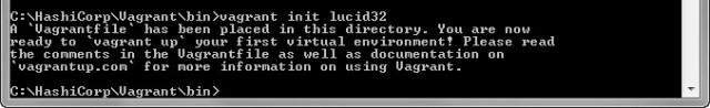 vagrant_init_lucid32