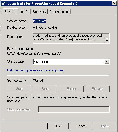 WindowsInstaller