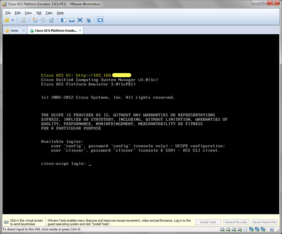 Installing UCS Emulator – Aryan Nava