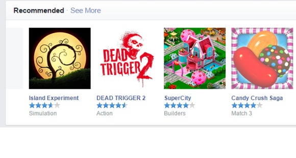 Block notification from Facebook for Games