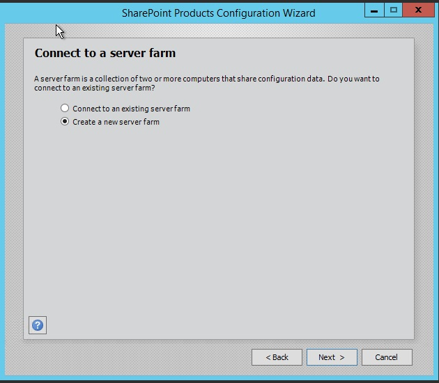 Installing-SharePoint-2016-create-new-server-farm