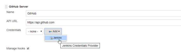 Add-Jenkins-To-GitHub-Server