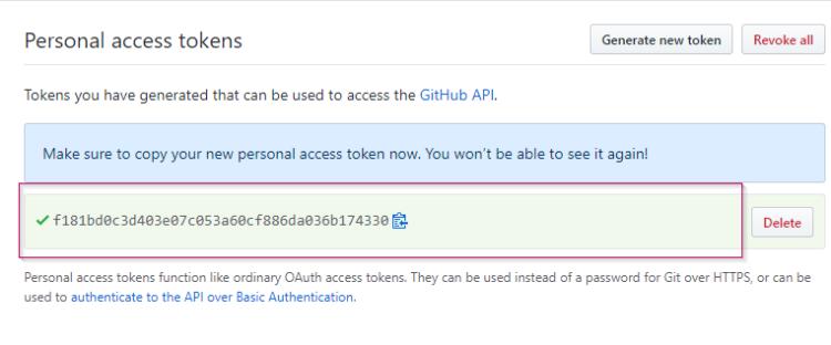personal_access_token