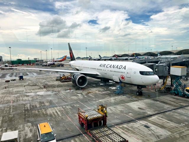 Air Canada AC 16